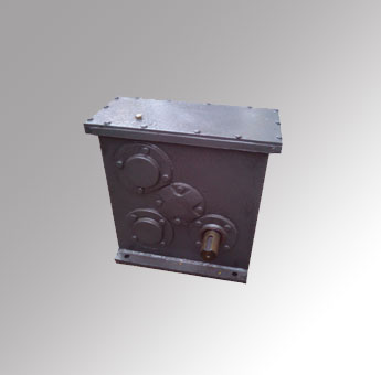 Custom Made helical Gearbox