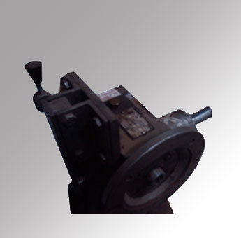 Customized Worm Gearbox - With Manual Clutch Design
