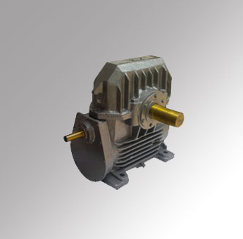Helical Worm Gearbox With Top Bottom