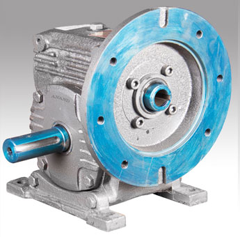 Motorised Worm Gearbox