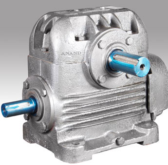 Under Driven Worm Reduction Gearbox